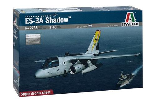 Italeri - Lockheed Martin ES-3A Shadow 1/48