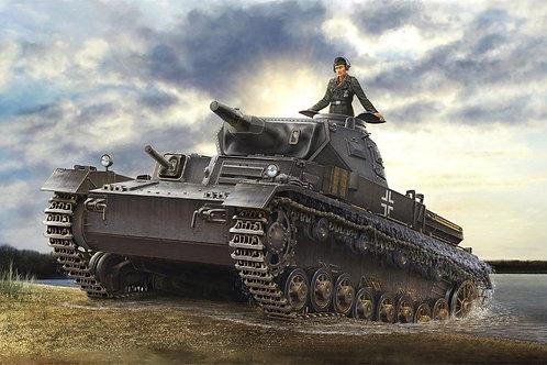 Hobbyboss - German Panzerkampfwagen IV Ausf.D/Tauch 1/35
