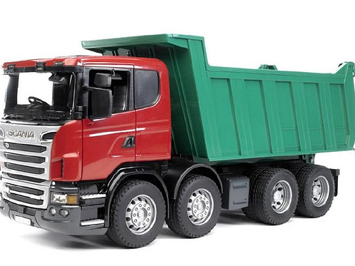 Bruder 03550 - Scania R-Series Dump Truck 1/16