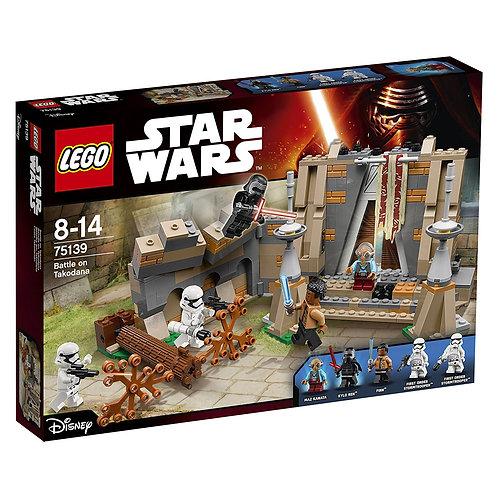 Lego 75139 Star Wars - Battle On Takodana