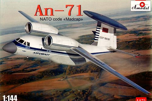 Amodel - Antonov An-71 1/144