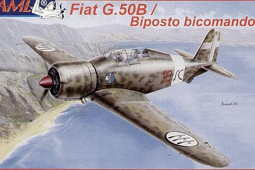 AML - Fiat G.50B Biposto Bicommando 1/72
