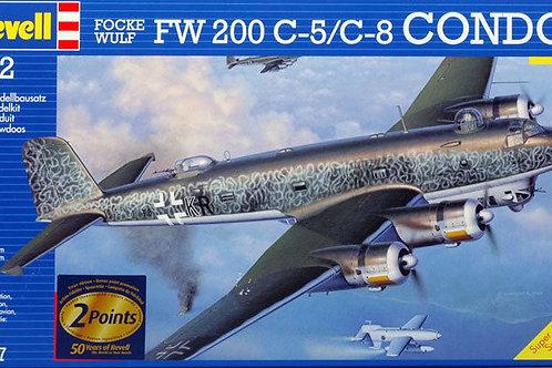 Revell - Focke Wulf FW 200 C-5/C-8 Condor 1/72