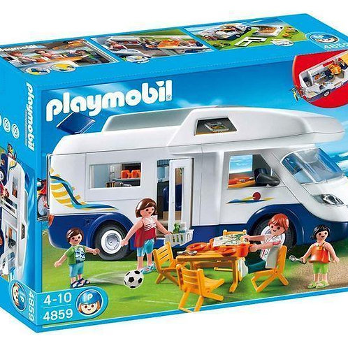 Playmobil 4859 Summer Fun - Family Camper