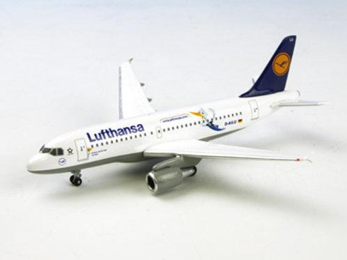 Herpa - Airbus A319-100 Lufthansa D-AILU 1/500
