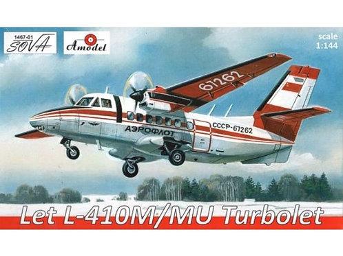 Amodel - Let L-410/M/MU Czech Transport Aircraft