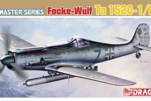 Dragon - Focke-Wulf Ta152C-1/R-14 1/48