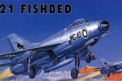 Academy - Mikoyan MiG-21 Fishbed 1/72