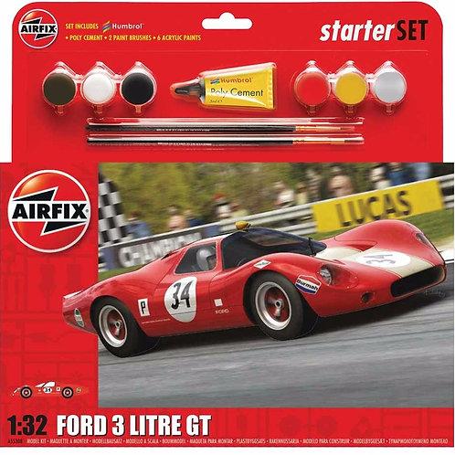 Airfix - Ford 3 Litre GT - Starter Set 1/32