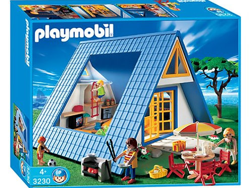 Playmobil 3230 - Family Vacation Home