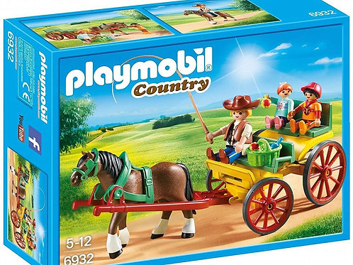 Playmobil 6932 Country - Riding Horse Carriage