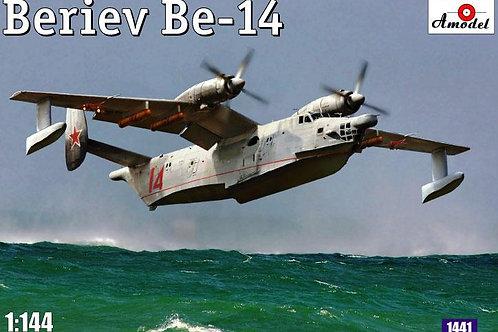 Amodel - Soviet Beriev Be-14 1/144
