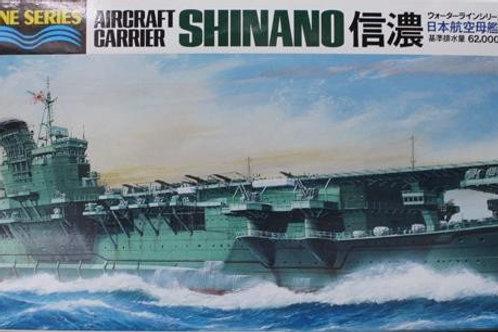 Tamiya - IJN Aircraft Carrier Shinano 1/700