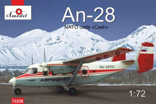 Amodel - Antonov An-28 Polar 1/72