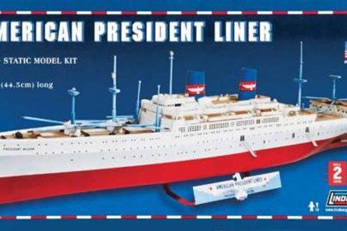 Lindberg - Presidents Liner 1/350