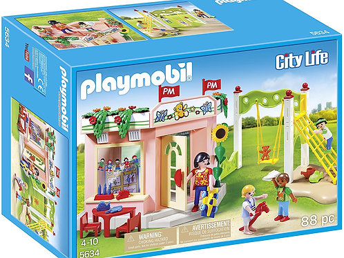 Playmobil 5534 City Life - Children's Garden