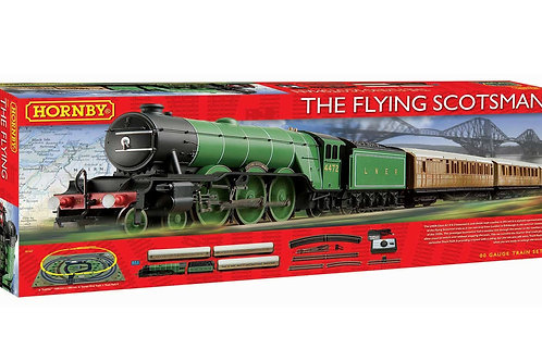 Hornby - Flying Scotsman Set with 3 x LNER 1/76