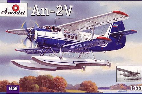 Amodel - Antonov An-2V Floatplane 1/144