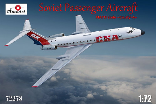 Amodel - Tupolev Tu-134A CSA 1/72