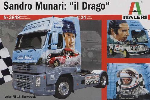 Italeri - Munari's Volvo FH Racing Truck 1/24