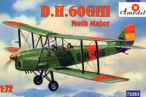 Amodel - DH.60GIII Moth Major 1/72