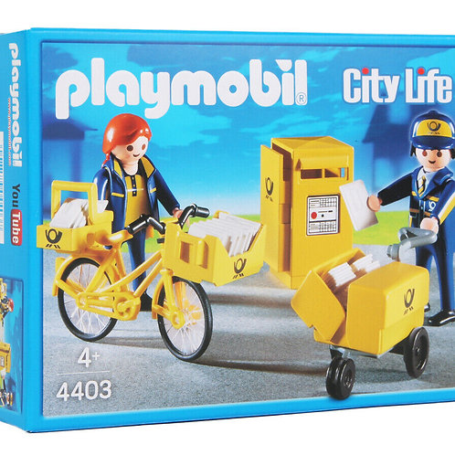 Playmobil 4403 - Mail Carriers