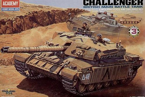 Academy - British Challenger Main Battle Tan 1/48