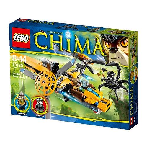 Lego 70129 Chima - Lavertus' Twin Blade
