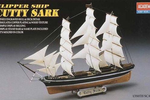 Academy - Clipper Ship Cutty Sark 1/350