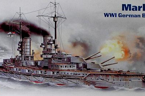 ICM - WWI German Battleship Markgraf 1/350