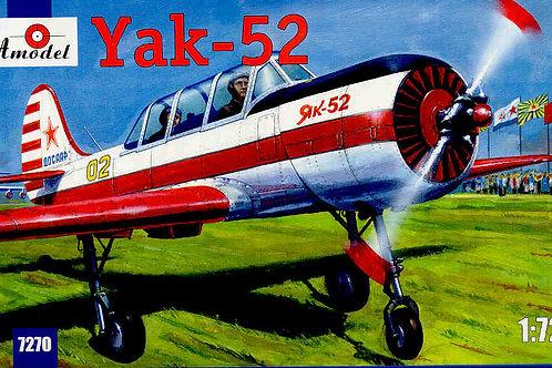 Amodel - Yakovlev Yak-52 1/72