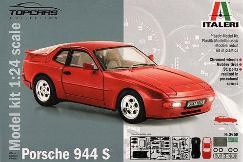 Italeri - Porsche 944 S 1/24