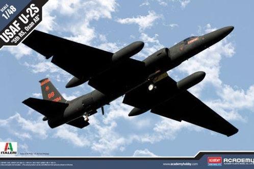 Academy - Lockheed U-2S USAF 5th RS Osan AB 1/48
