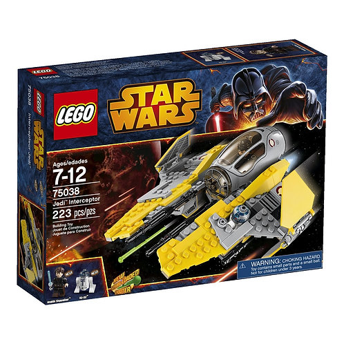 Lego 75038 Star Wars - Jedi Interceptor