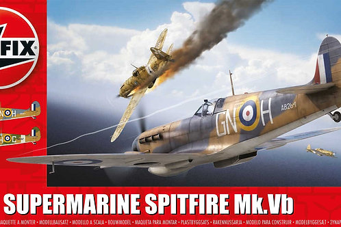 Airfix - Supermarine Spitfire Mk.Vb 1/48
