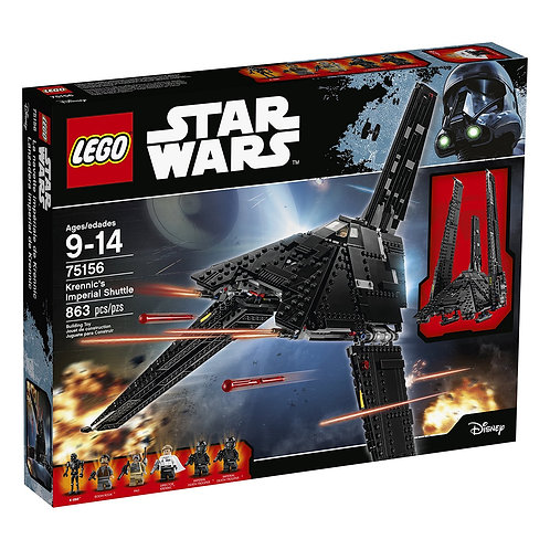 Lego 75156 Star Wars - Krennics Imperial Shuttle