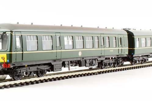 Bachmann - Class 108 2 Car DMU in BR green 1/76