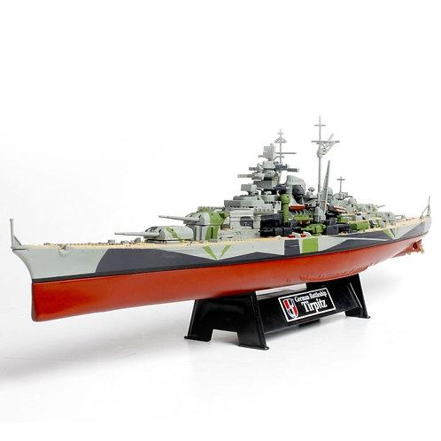 Forces of Valor - German Battleship Tirpitz 1/700