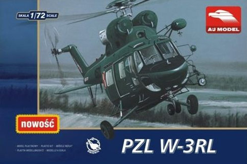 AJ Model - PZL W-3RL Sokol Polish Helicopter 1/72