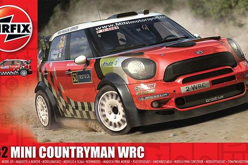 Airfix - Mini Countryman WRC 1/32