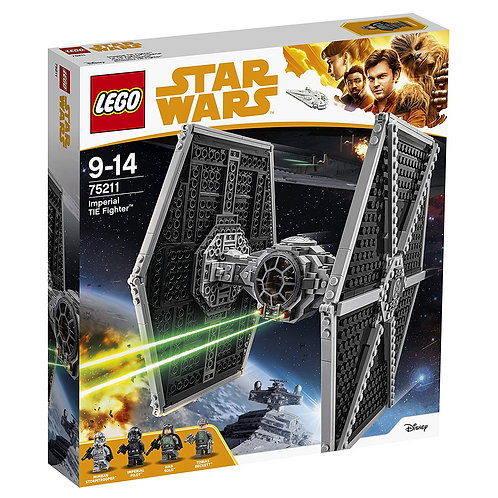 Lego 75211 Star Wars - Imperial TIE Fighter