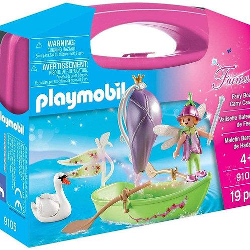 Playmobil 9105 Fairies - Fairy Boat Carry Case