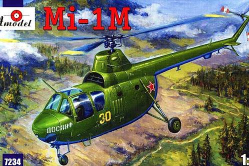 Amodel - Mil Mi-1M 1/72