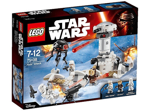 Lego 75138 Star Wars - Hoth Attack