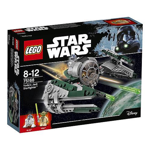 Lego 75168 Star Wars - Yoda's Jedi Starfighter