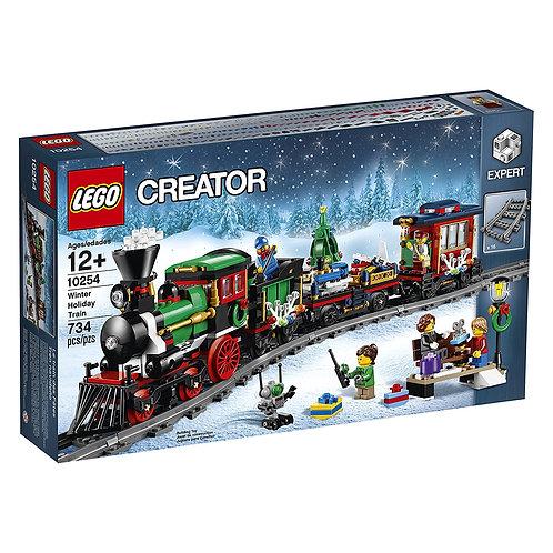 Lego 10254 Creator - Winter Holiday Train