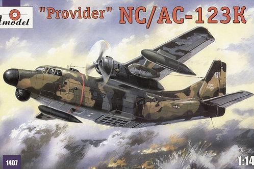 Amodel - NC/AC-123K 'Provider' USAF aircraft 1/144