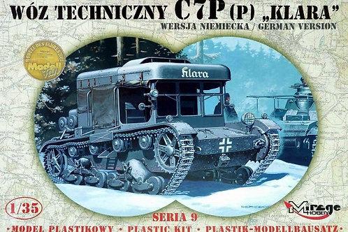 Mirage - C7P Heavy Artillery Tractor - German Vers