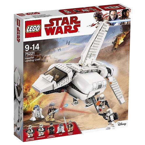 Lego 75221 Star Wars - Imperial Landing Boat