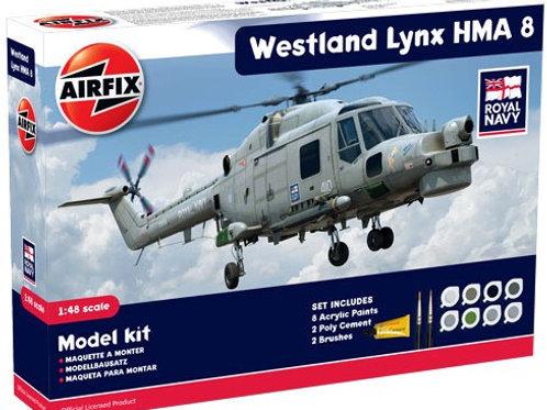 Airfix - Westland Lynx HMA 8 Gift Set 1/48